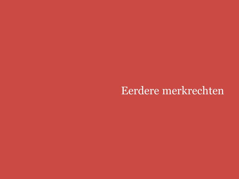 Europees modellenrecht | bbmm/fbmmpage 102 ● Eerdere merkrechten