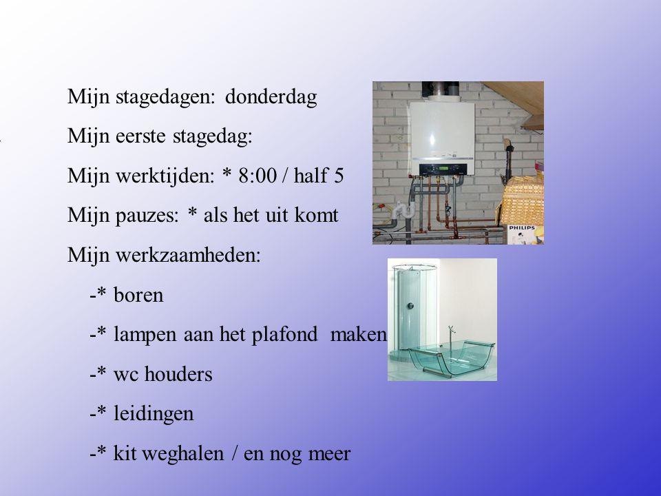 het is een installatietechniek bedrijf Adres: van Eesterenstraat 2 Plaats: Deventer **Wat voor bedrijf is het .