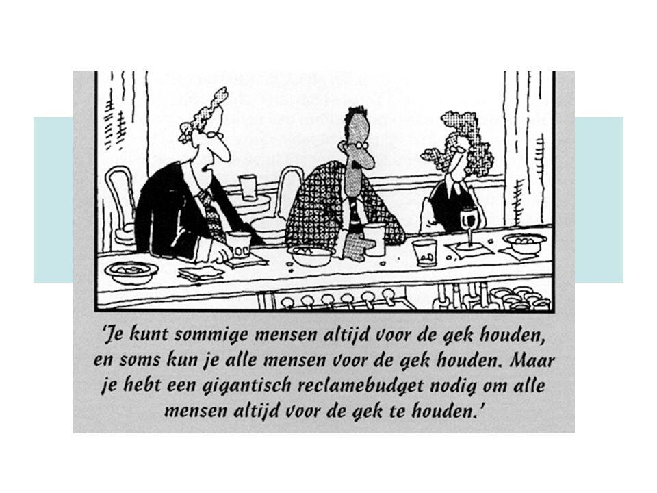 Reclame media  Vlaamse media Begrippen Baert-Martens ……………..
