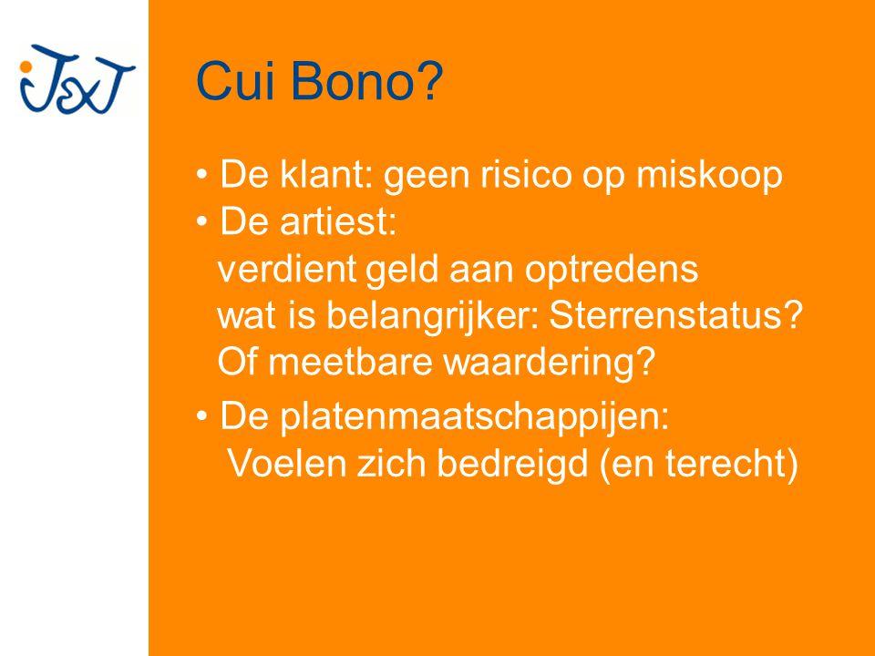 Cui Bono.