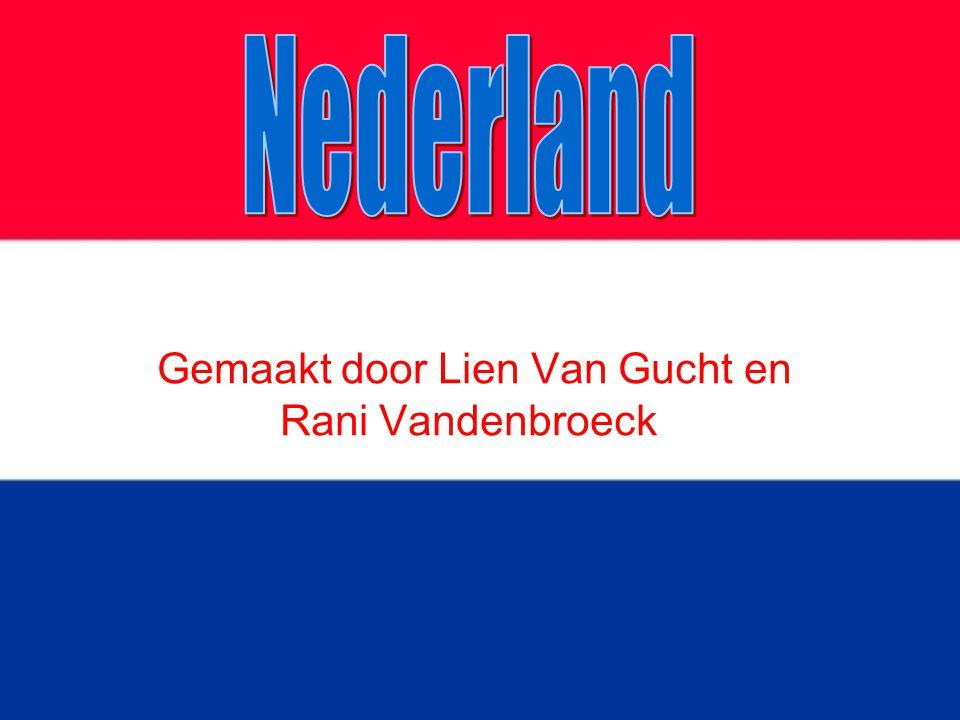Gemaakt door Lien Van Gucht en Rani Vandenbroeck