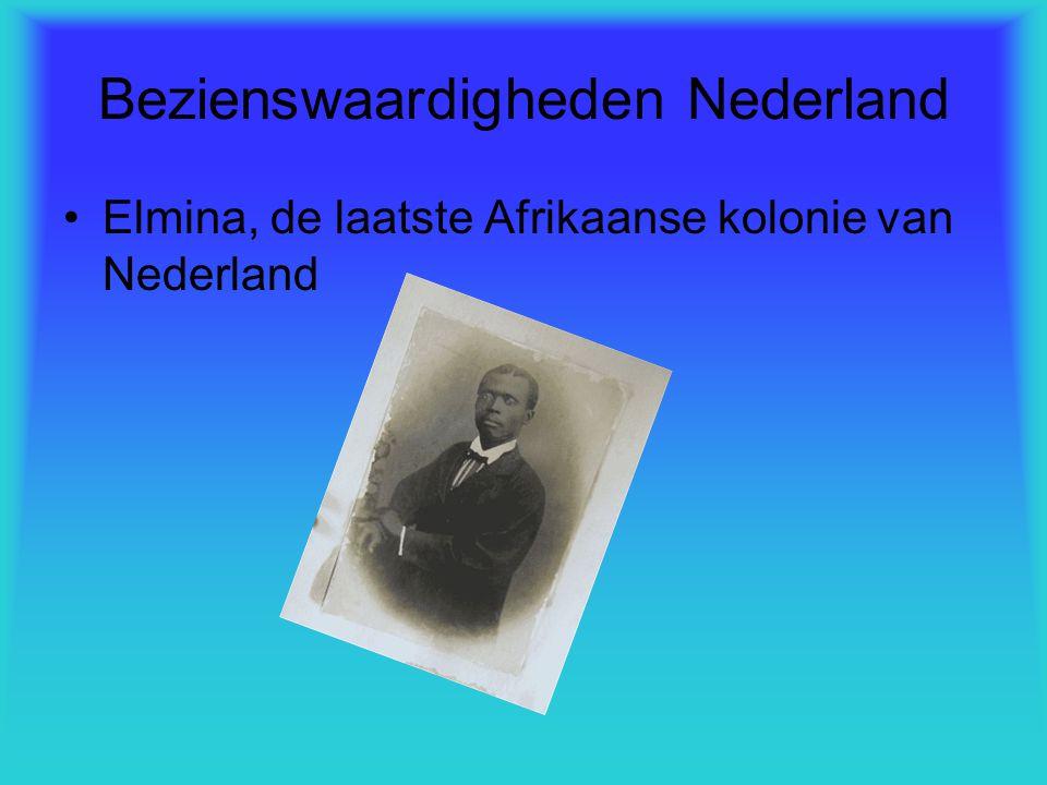 Bezienswaardigheden Nederland Elmina, de laatste Afrikaanse kolonie van Nederland