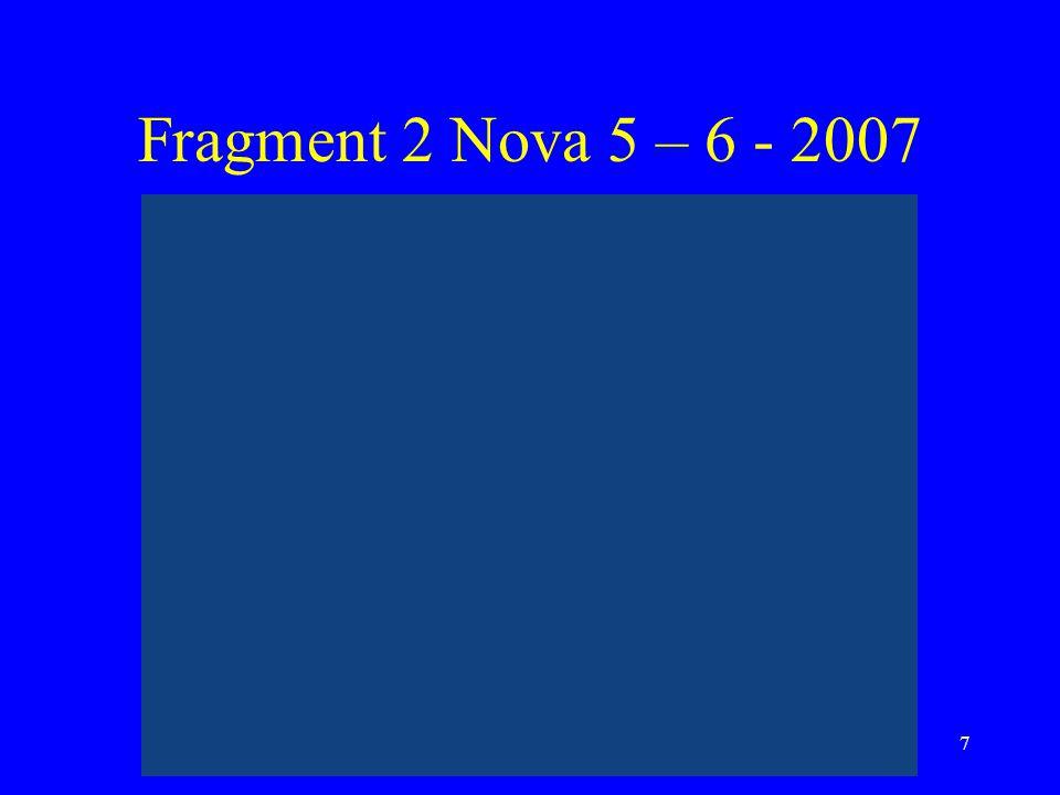 Stag Rijnstreek 20-6-20077 Fragment 2 Nova 5 – 6 - 2007