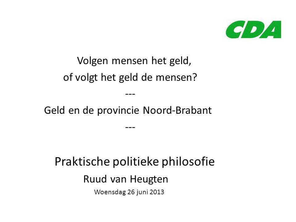 In de grondwet van 1848 is de bestuurlijke inrichting van Nederland geregeld (zgn.