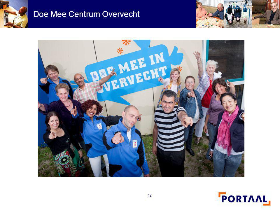 12 Doe Mee Centrum Overvecht