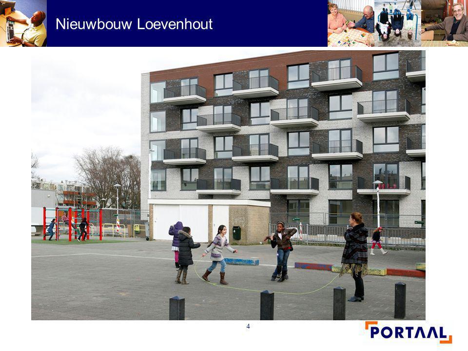 4 Nieuwbouw Loevenhout