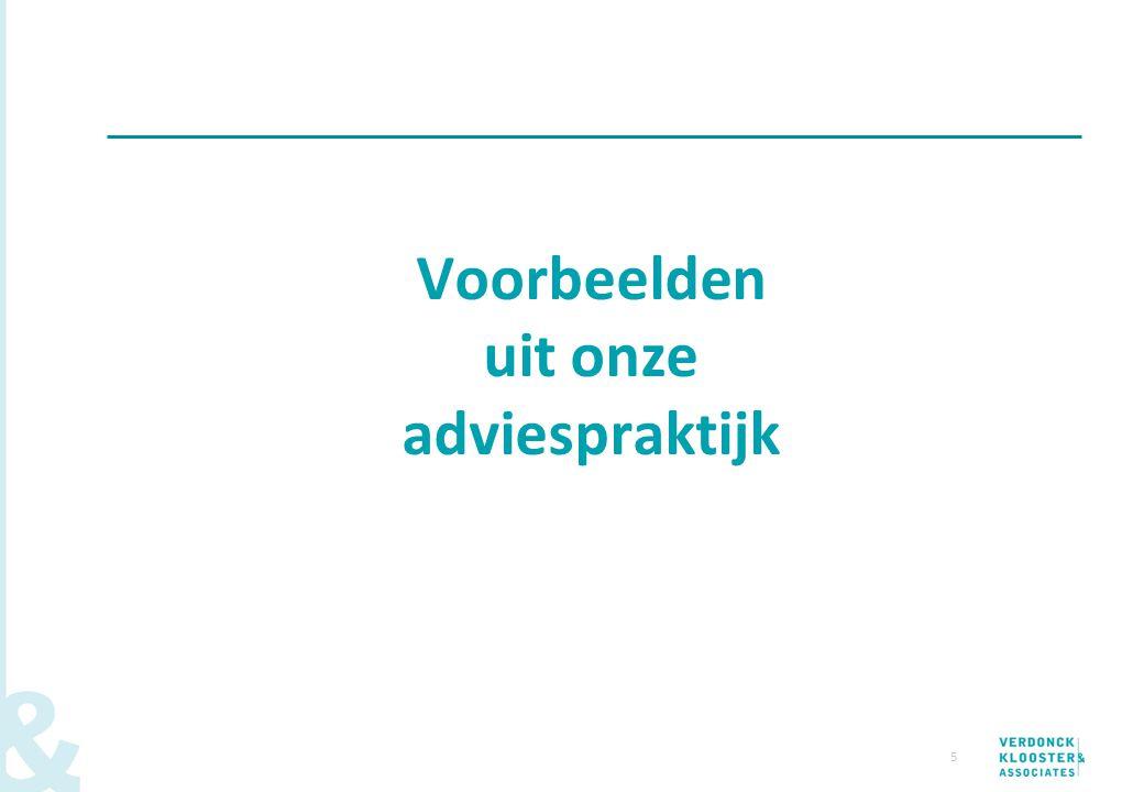 Eventueel kun je kiezen voor een transparant ampersand teken 1.Klik in de werkblak [Opmaak] op [Ontwerp] 2.Ga naar [Ontwerpsjablonen] 3.Klik met de rechterknop op het ontwerpsjabloon 'VKA Transparant' en klik op [Alle ontwerpen vervangen] Veranderen.