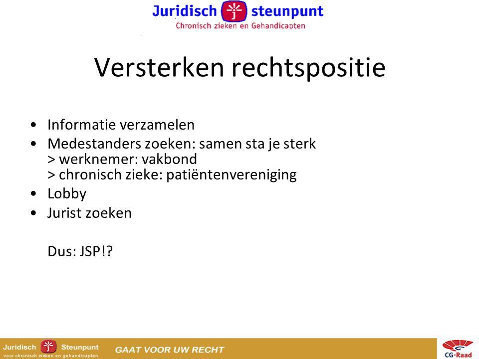 Plussen van JSP  Regiomedewerkers  Laagdrempelig: bereikbaarheid en kosten  Uitvoering door >> Politieke invloed >> Mediacontacten