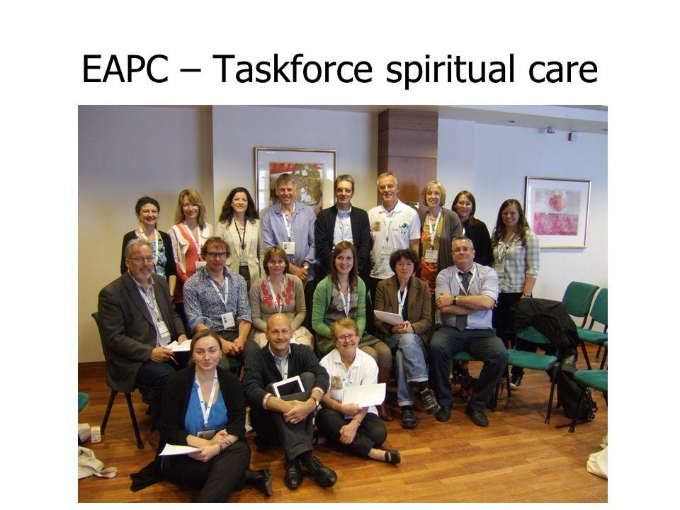 EAPC – Taskforce spiritual care