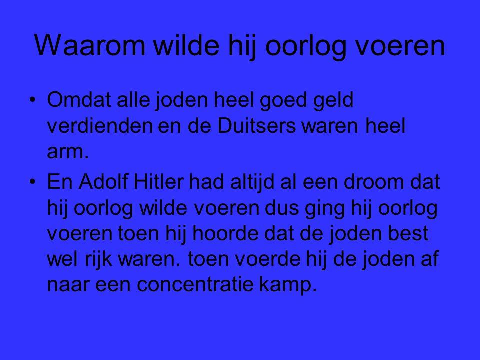 Zo zag Hitler uit Hij is geboren op 20 april 1889 en hij is overleden op 28 april 1945.