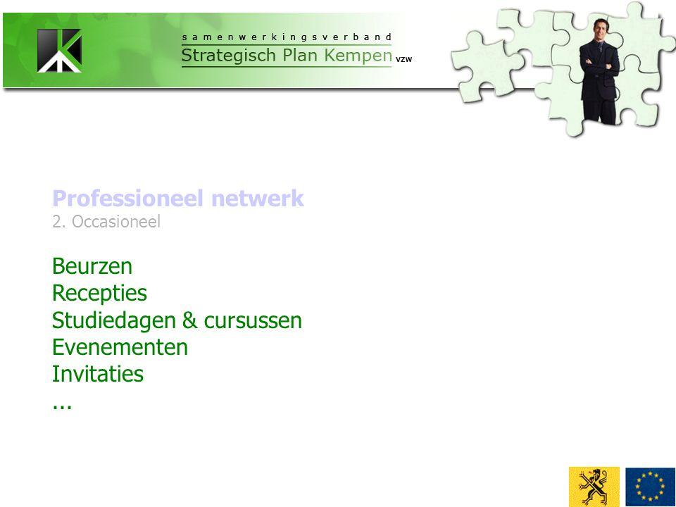 Professioneel netwerk 2.