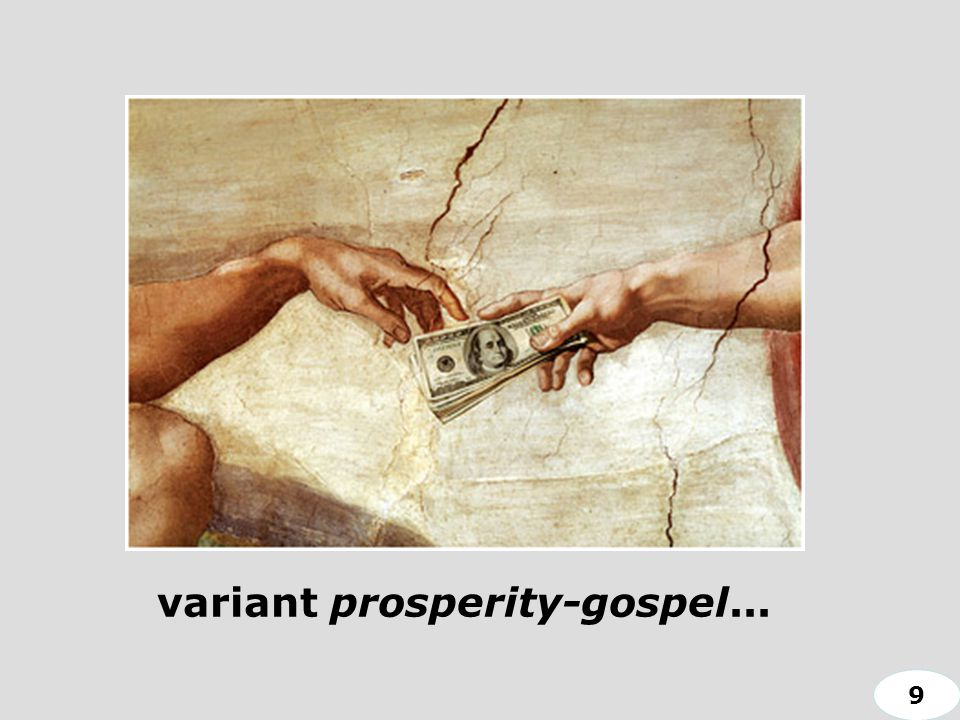 variant prosperity-gospel... 9