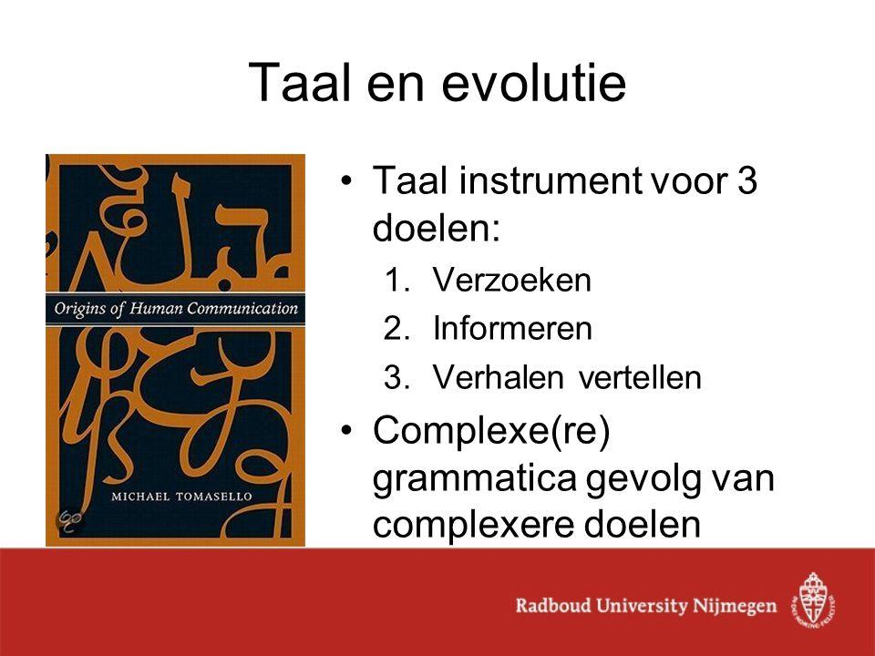 Methode 138 Participants (50% female), studenten Controle groep om attitude t.o.v.