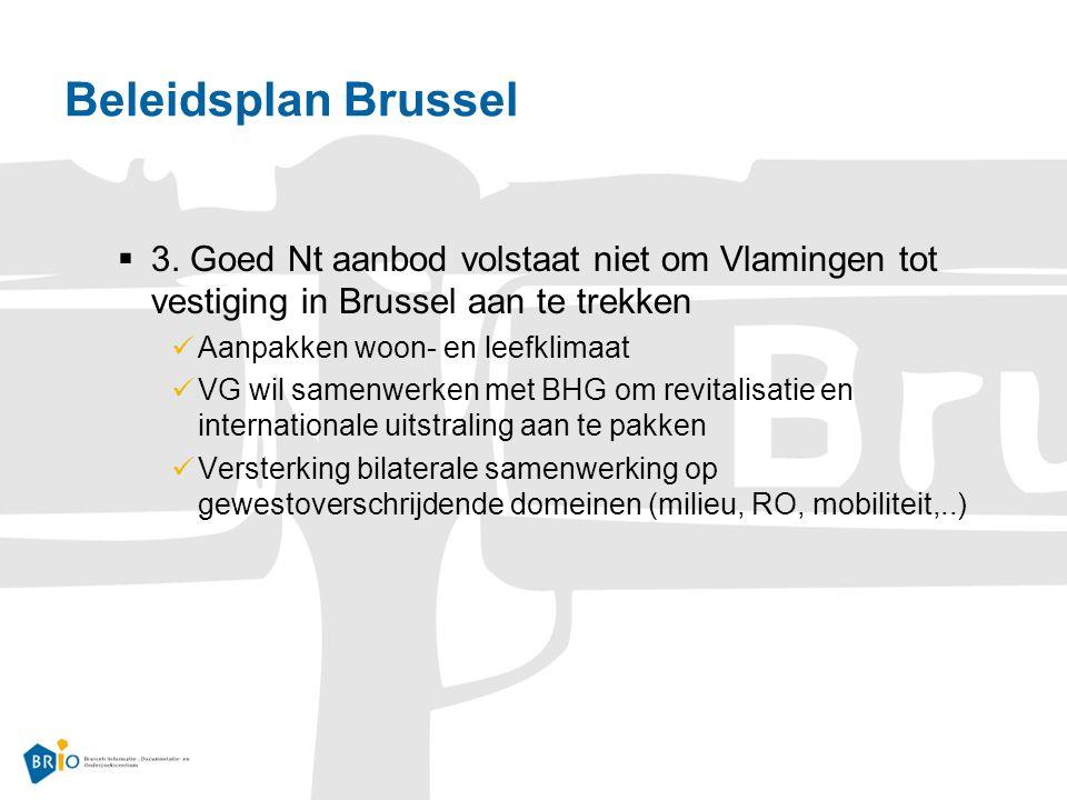 Beleidsplan Brussel  3.