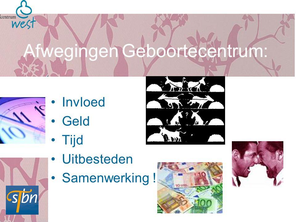 Afwegingen Geboortecentrum: Invloed Geld Tijd Uitbesteden Samenwerking !