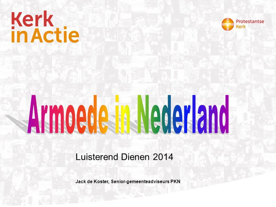 Luisterend Dienen 2014 Jack de Koster, Senior-gemeenteadviseurs PKN
