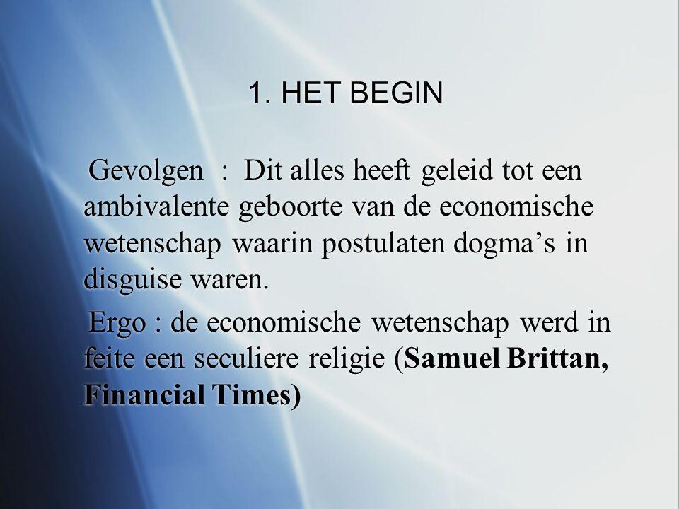 2.HET GROTE FALEN HET SCHISMA (slot) Het continent buigt voor de Anglo-Amerikaanse 'Leitkultur'.
