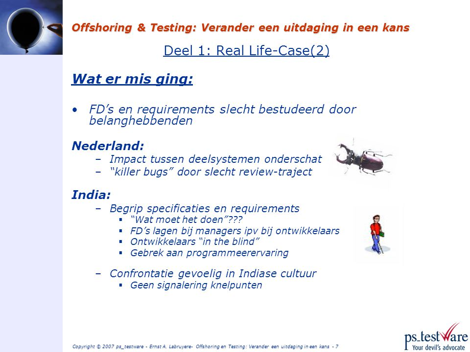 Copyright © 2007 ps_testware - Ernst A.