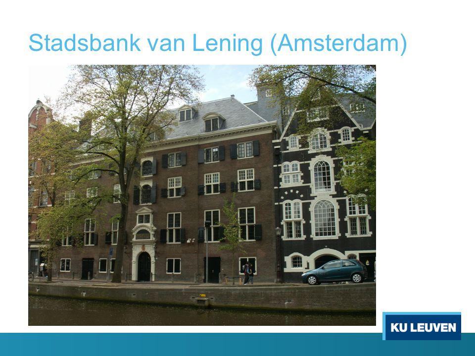 Stadsbank van Lening (Amsterdam)