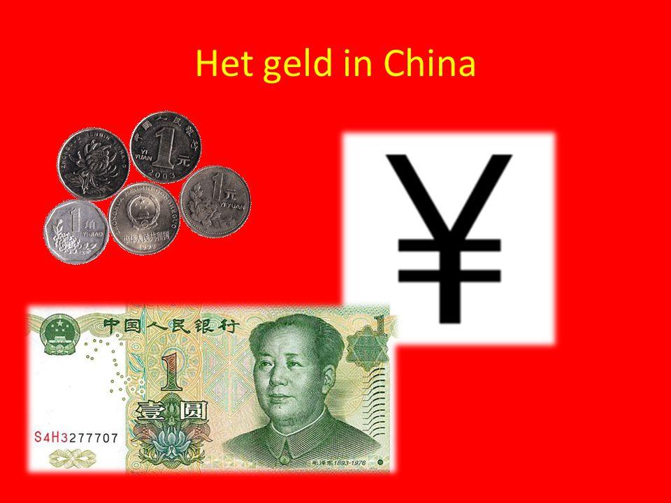 Het geld in China