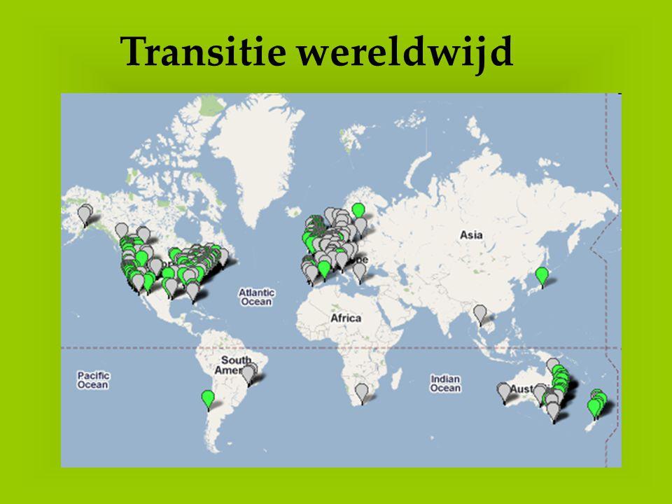 Transitie wereldwijd