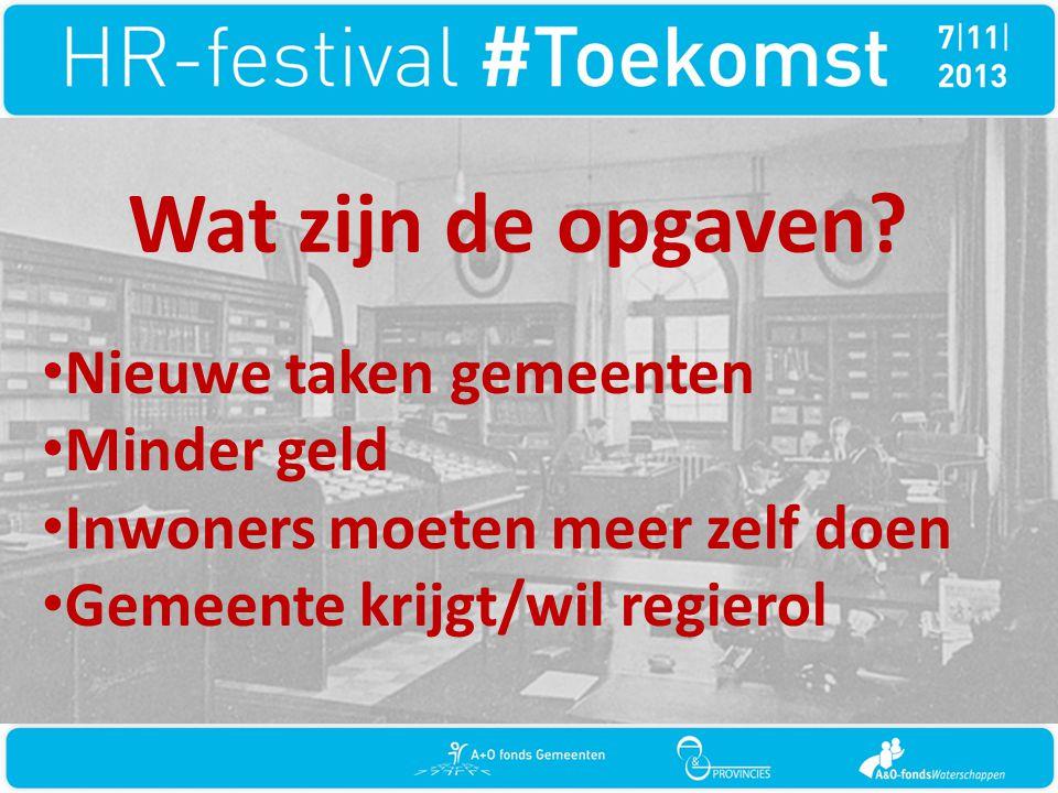 Tot slot IV Nationaal Transitiecongres Den Bosch Zorgen over kwetsbaren Spannend en uitdagend En alles wat er tussen zit