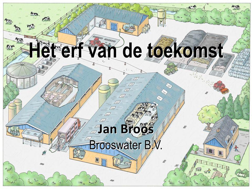 Het erf van de toekomst Jan Broos Brooswater B.V.