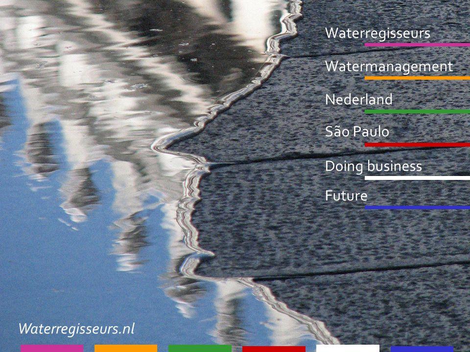 Future Waterregisseurs