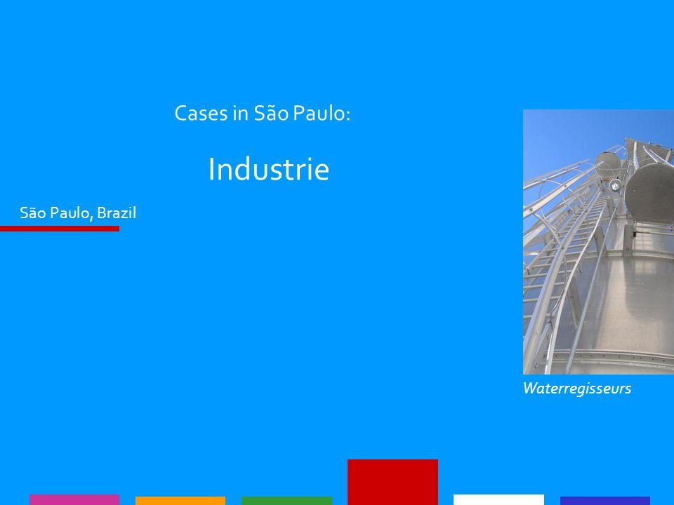São Paulo, Brazil Cases in São Paulo: Gemeente Waterregisseurs
