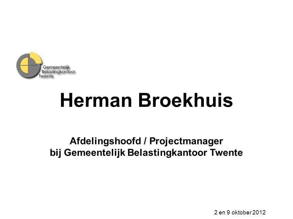 Interactieve voormeldingen 2011 - 2012 Insteek: hele traject digitaal; Praktijk: brieven verstuurd.