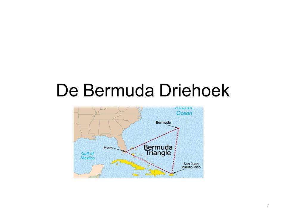 De Bermuda Driehoek 7