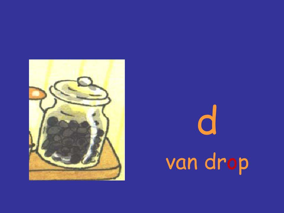 van drop