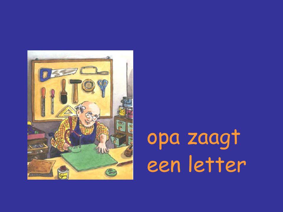 wat kun je met letters doen?