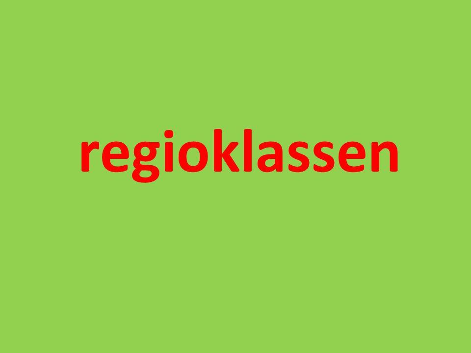 regioklassen