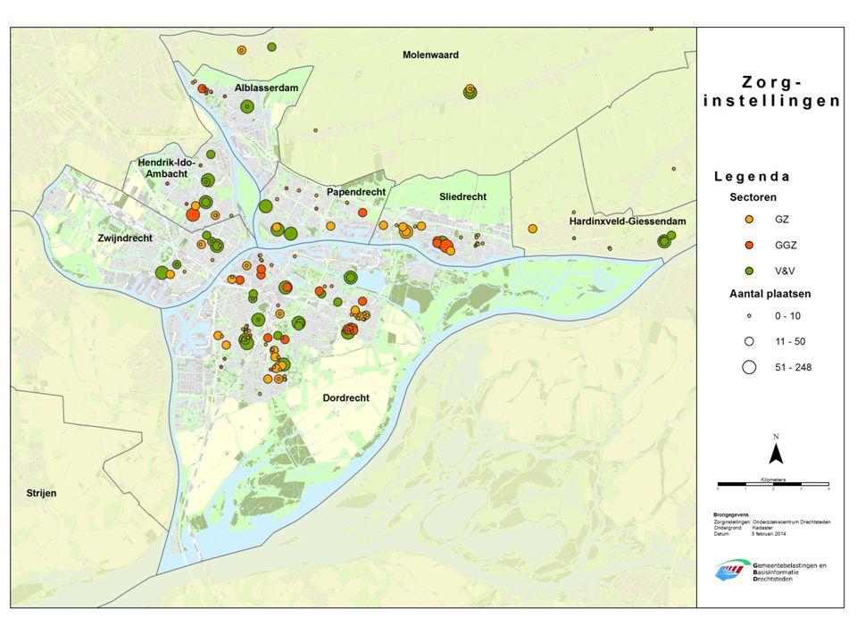 Ontwikkeling capaciteit Drechtsteden