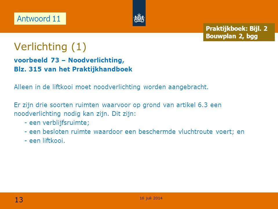13 Verlichting (1) voorbeeld 73 – Noodverlichting, Blz.