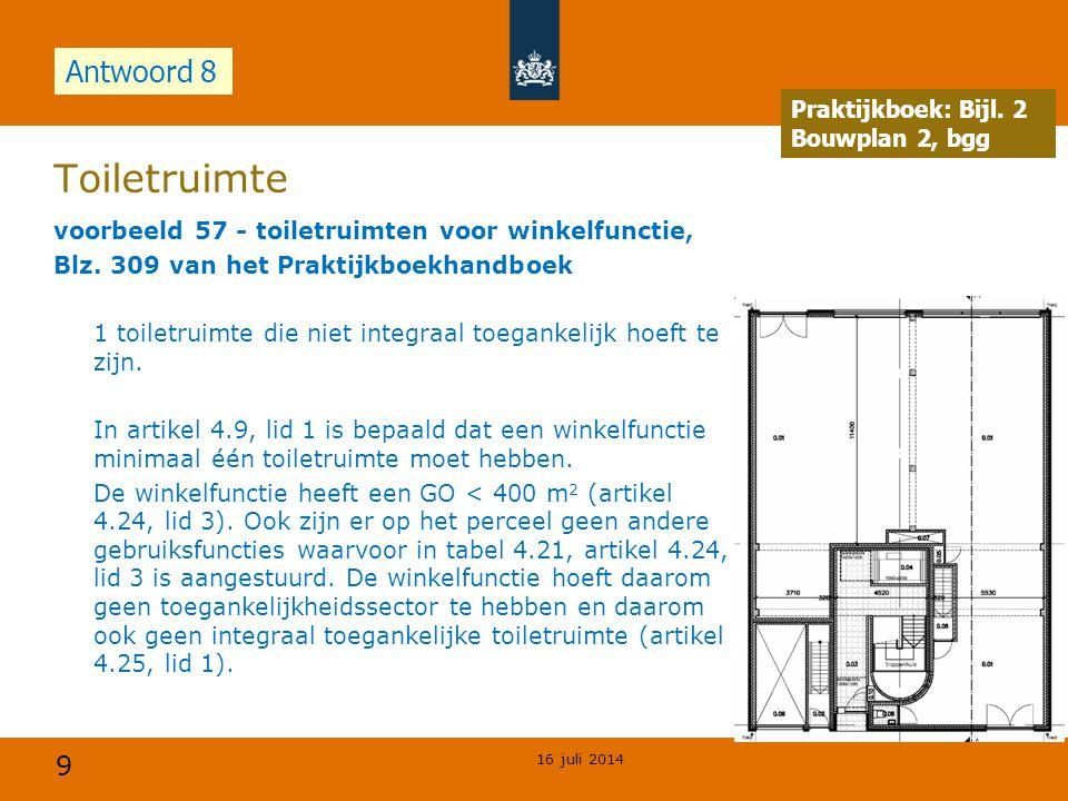 9 Toiletruimte voorbeeld 57 - toiletruimten voor winkelfunctie, Blz.