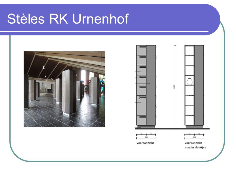 Stèles RK Urnenhof