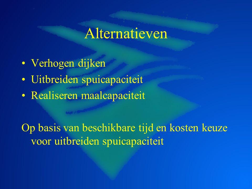 Aanvullende eisen (ecologie) ecologisch was (en is?) de Afsluitdijk een ramp vispassage is een kleine verbetering kan grote invloed hebben op sommige soorten geschikt voor slechte zwemmers en goede zwemmers (luie vissen en fitte vissen)