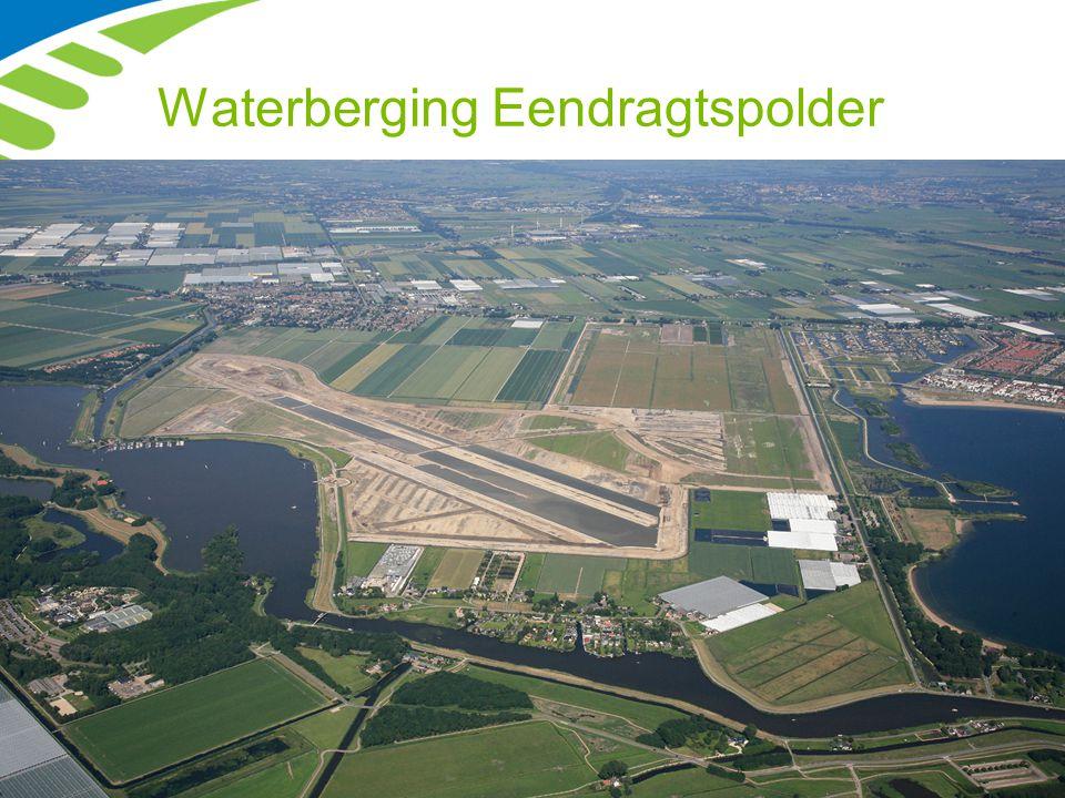 Waterberging Eendragtspolder