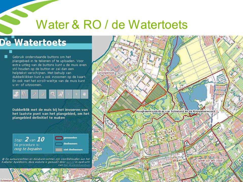Water & RO / de Watertoets