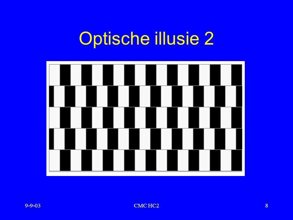 9-9-03CMC HC28 Optische illusie 2