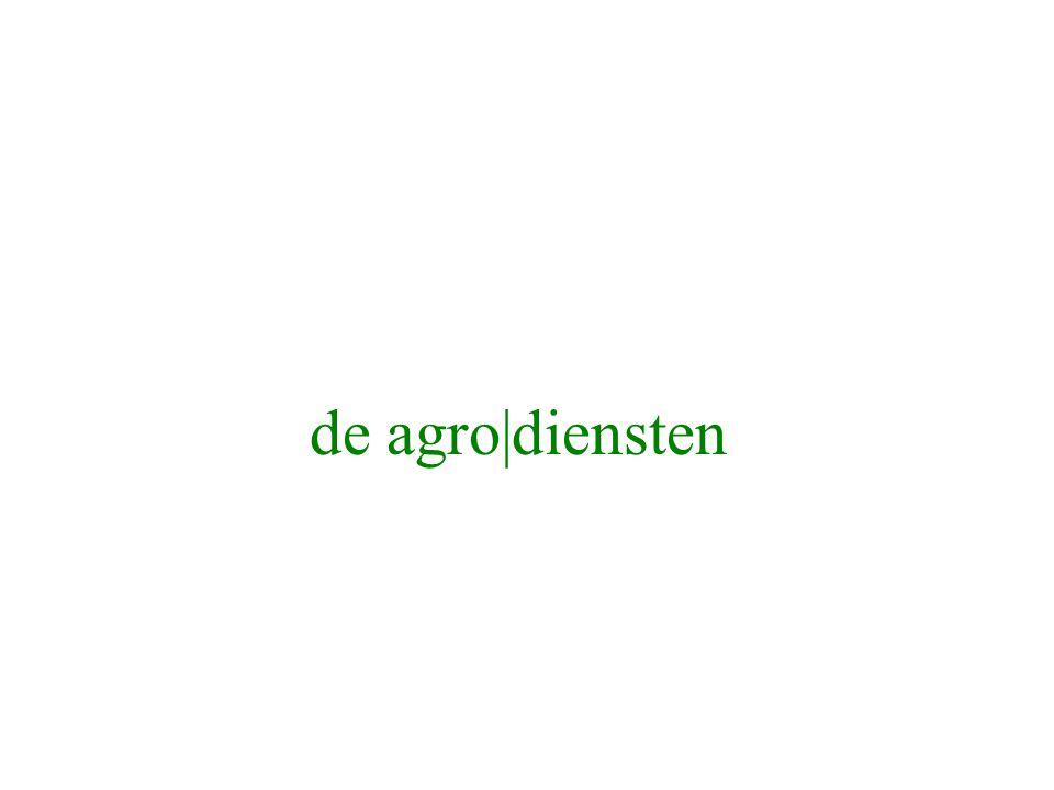 in agrarische tewerkstellingSpecialist
