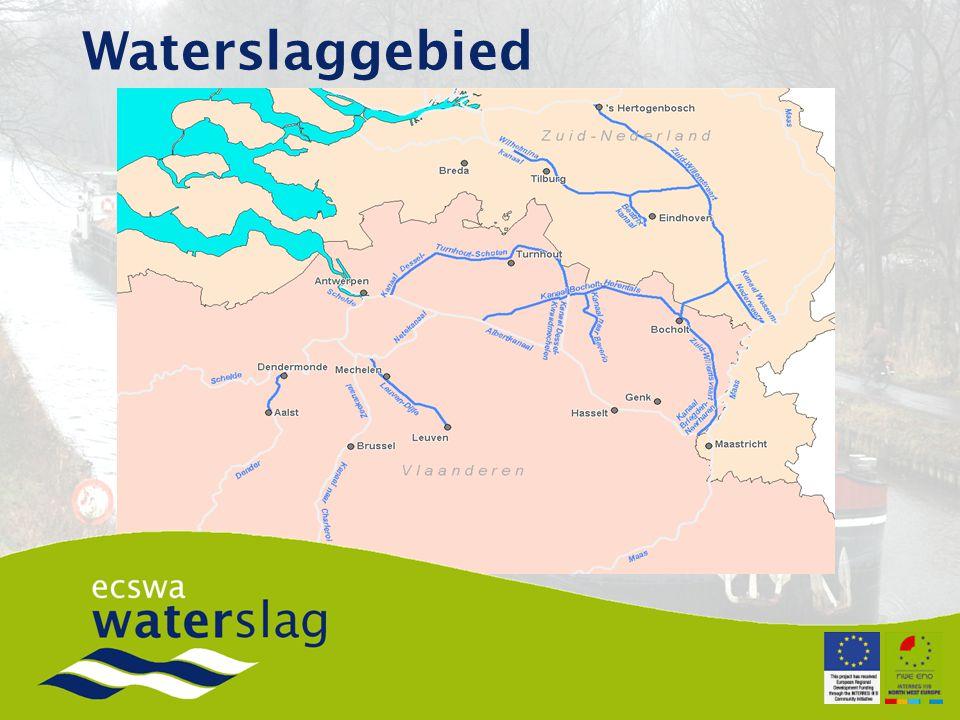 Werkwijze  Looptijd: januari 2006 – december 2008 Actie 1 Inventaris van waterweginfrastructuur Actie 1 Inventaris van waterweginfrastructuur Actie 2 Marktpotentieel Actie 2 Marktpotentieel Actie 3 Logistiek concept Actie 3 Logistiek concept Actie 4 Regionaal-economische Meerwaarde Actie 4 Regionaal-economische Meerwaarde Actie 5 Subsidiëring duwvaartcombinaties Actie 5 Subsidiëring duwvaartcombinaties Actie 6 Test Run Actie 6 Test Run Actie 7 Business Plan: Definiëring van exploitatieframework Actie 7 Business Plan: Definiëring van exploitatieframework Actie 8 Communicatie en verspreding resultaten Actie 8 Communicatie en verspreding resultaten