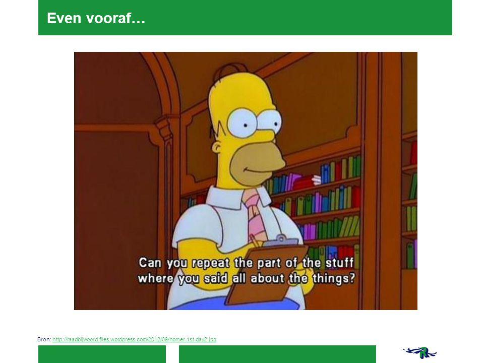 Overzicht  Inleiding: Hoe werkt Rotterdam.