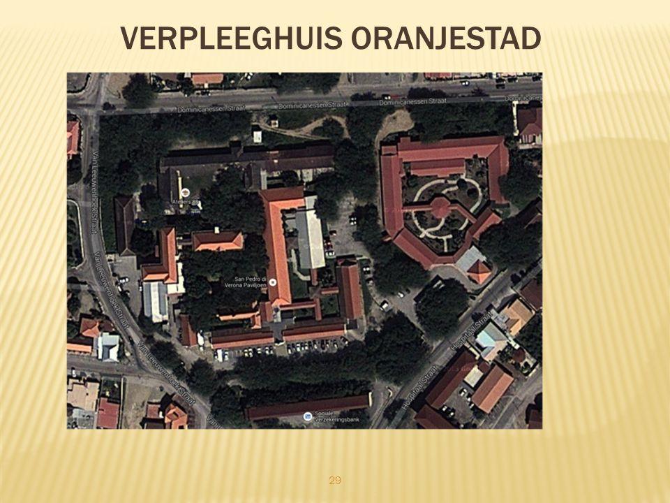 VERPLEEGHUIS ORANJESTAD 29