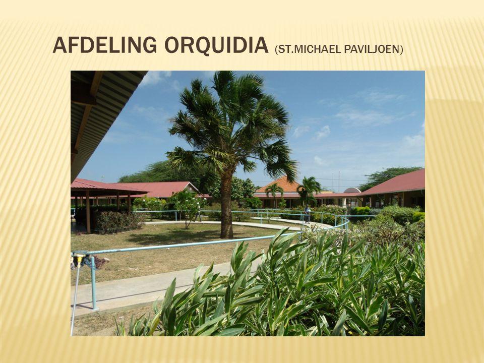 AFDELING ORQUIDIA (ST.MICHAEL PAVILJOEN)