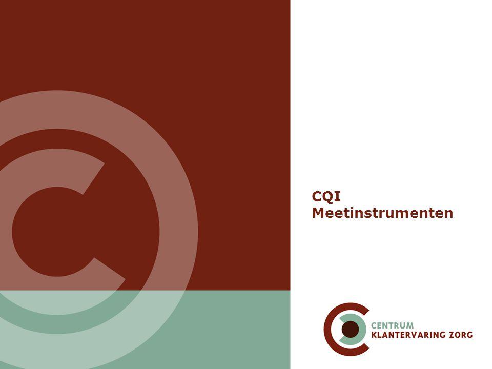 CQI Meetinstrumenten