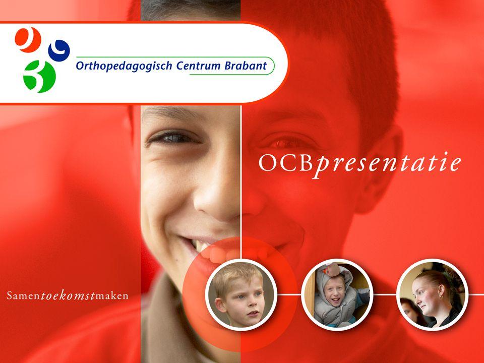 Orthopedagogisch Centrum Brabant (OCB) Behandeling van jongeren met een lichte verstandelijke beperking Gevarieerd zorgaanbod