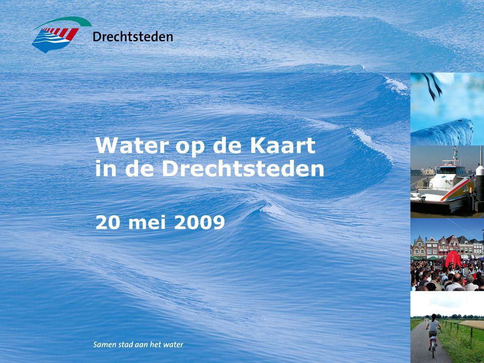 Water op de Kaart in de Drechtsteden 20 mei 2009